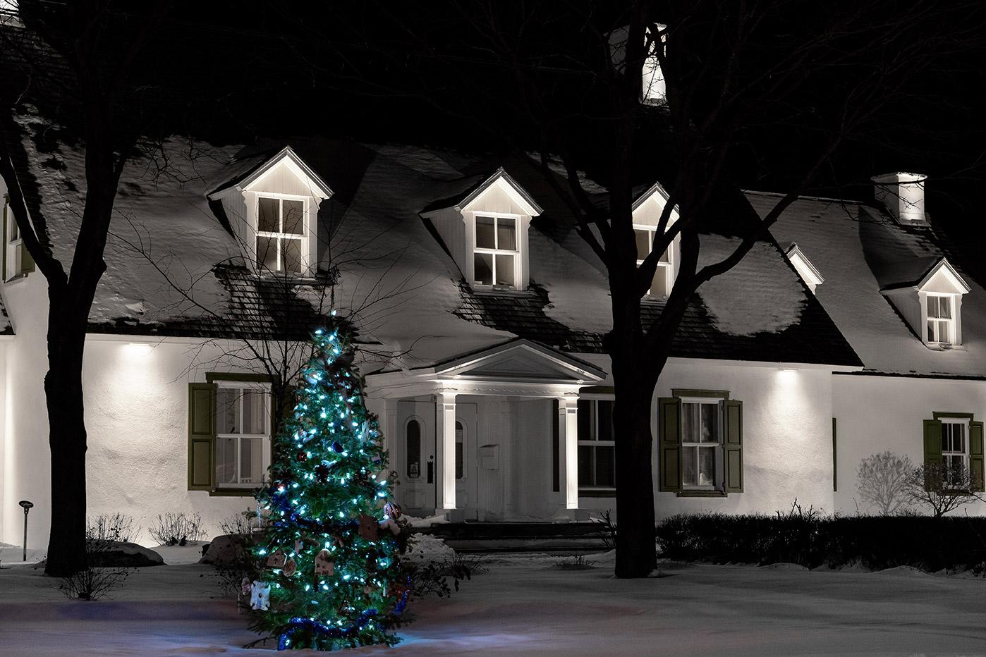 Maison des gouverneurs - Noël 2020