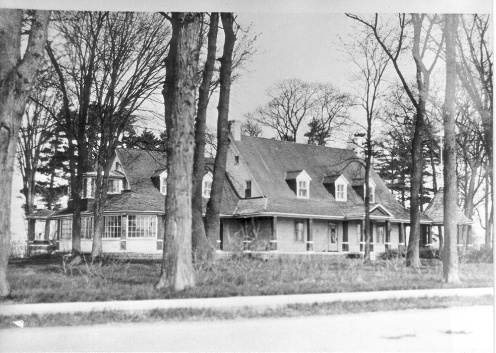 Veille maison des gouverneurs