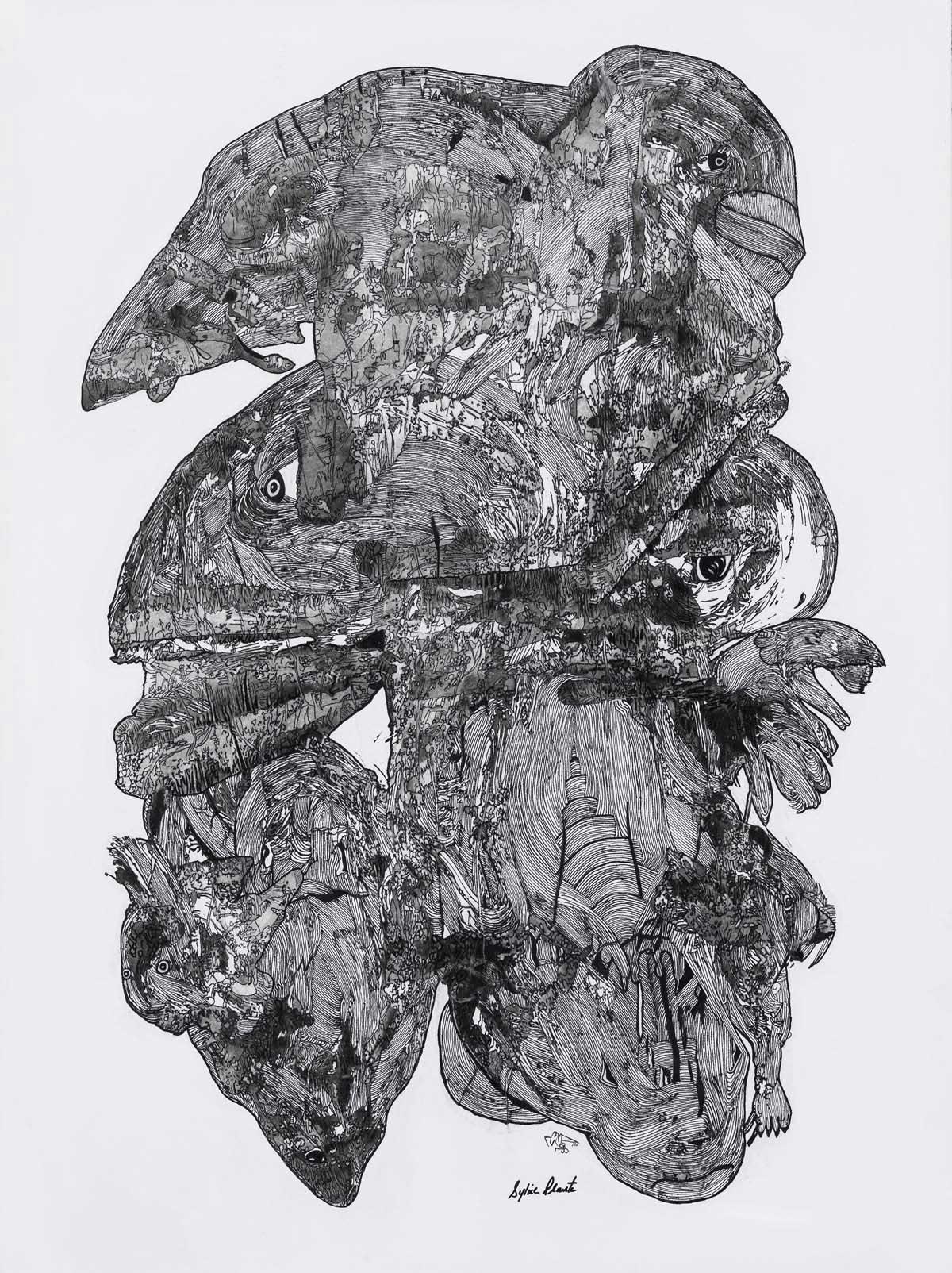 Sylvie Plante - Animal Nation 101